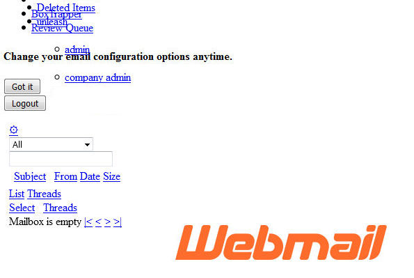 CloudFlare login issues email webmail cpanel