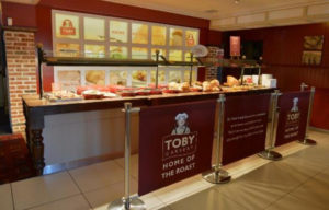 The Captain Manby Toby Carvery Great Yarmouth