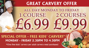 carvery restaurant great yarmouth castle