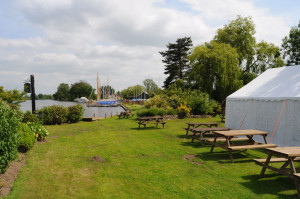 Coldham Hall Surlingham Broad Norfolk wedding venue river water location