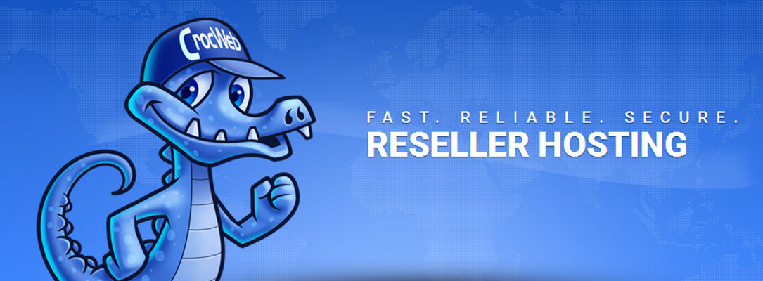 crocweb reseller review hosting packages