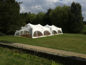 Ketteringham Hall marquees tents hire hiring norfolk
