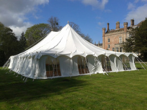 Ketteringham Hall Norfolk wedding venue marquees tents hire