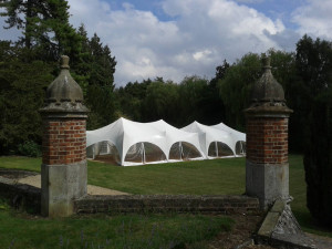 Ketteringham Hall tents hire hiring companies weddings