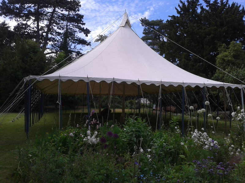 marquee hire norfolk prices list