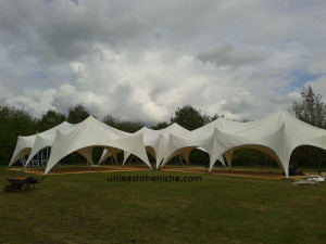 marquee hire suffolk capri