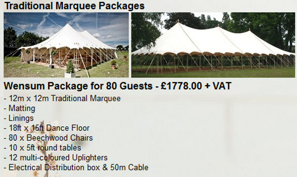 marquee packages prices costs wedding party hire hiring  sc 1 st  Unleash the Niche & Party On Marquees review - wedding tents hire company