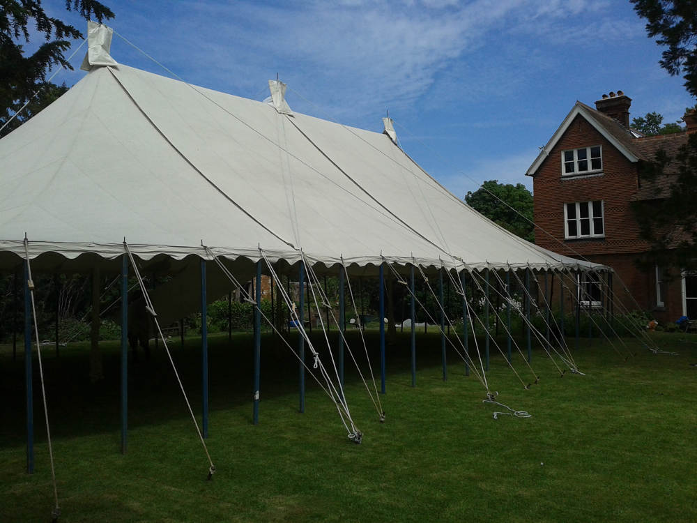 Suffolk Traditional Marquees review locations places hiring weddings