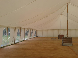 traditional tent marquee linings roof weddings events