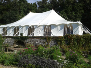 traditional marquee tents hire prices