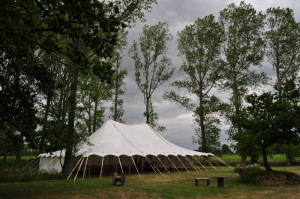Traditional Wedding Marquees tents vintage style