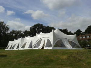 trapeze tents double tentnology wedding marquees venues hire